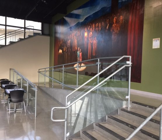 Price Centers – Unity Mural- ADA Upgrades General Construction