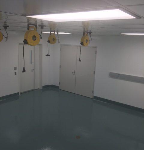 UCSD – BRF II Vivarium Wet Room