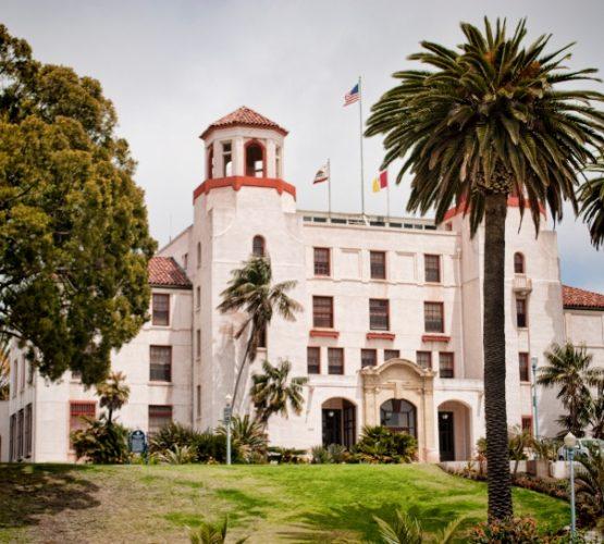 Balboa Naval Hospital