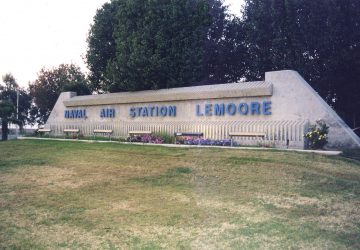 Lemoore Naval Air Station BEQ