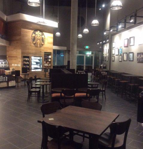 Price Center Starbucks